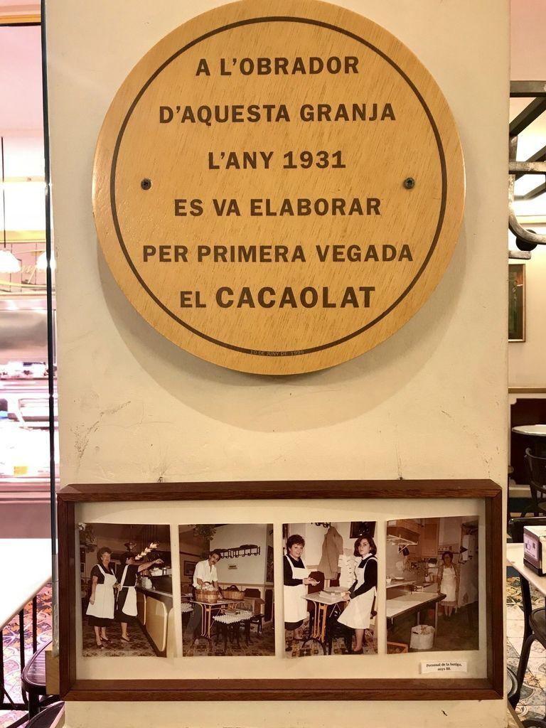 Granja M. Viader西班牙油條Xurros14.JPG