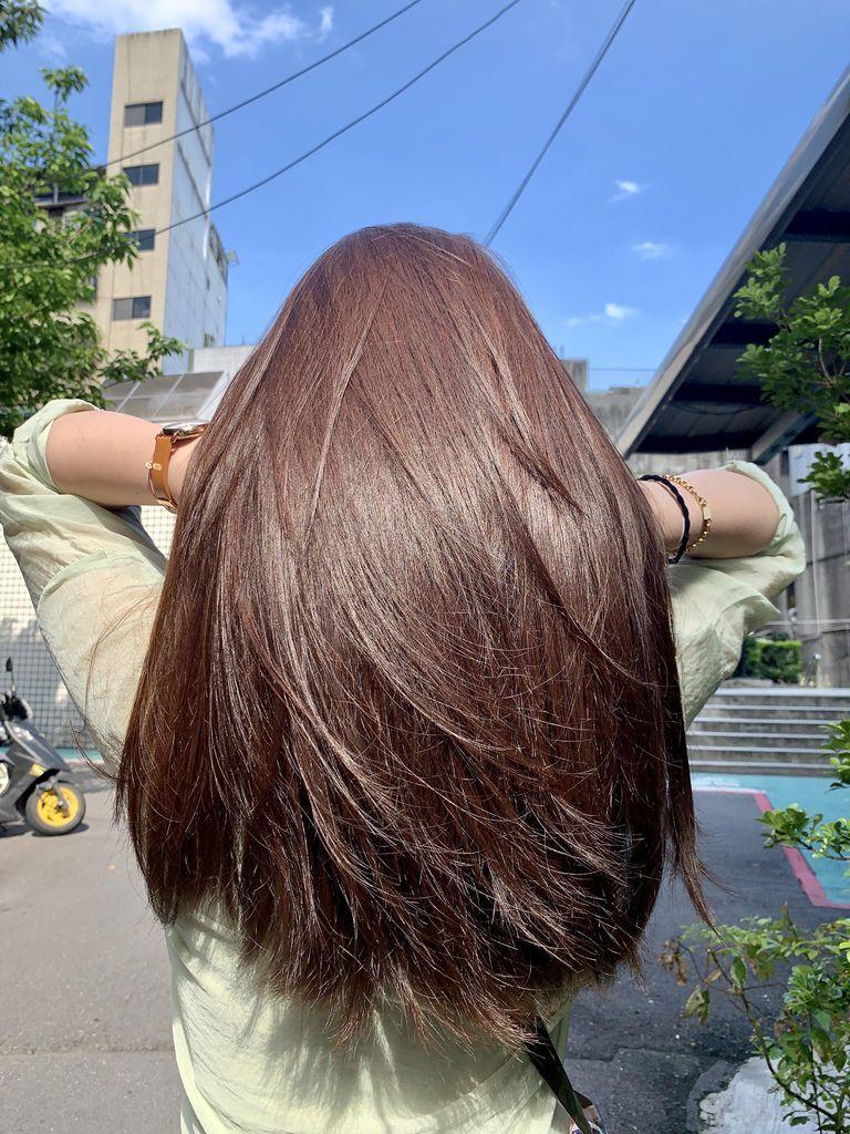 最新流行髮色|榛果奶油|不用漂髮25.jpg