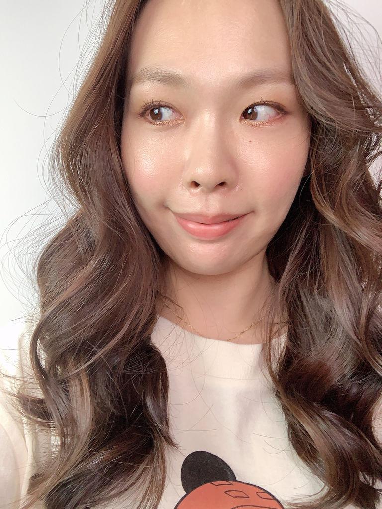 最新流行髮色|榛果奶油|不用漂髮10.JPG