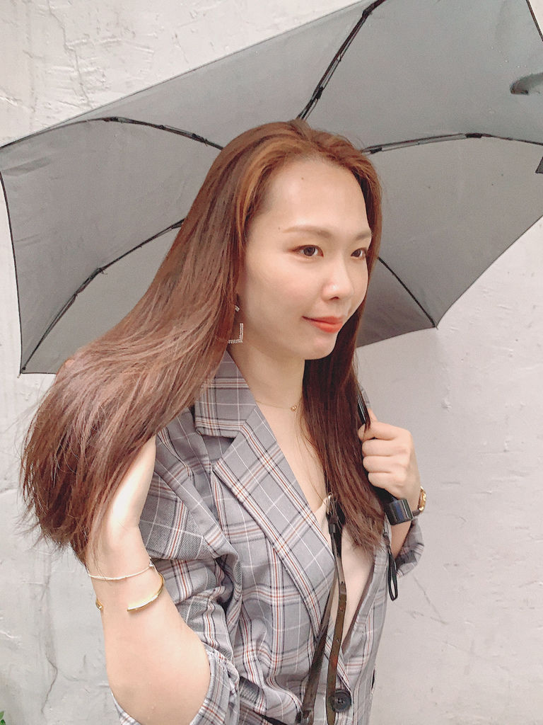 最新流行髮色|榛果奶油|不用漂髮17.JPG