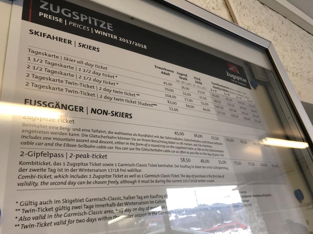 德國第一高峰|楚格峰Zugspitze票價.jpg