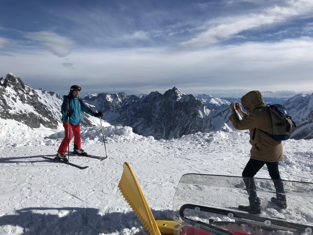 德國第一高峰|楚格峰Zugspitze滑雪.jpg