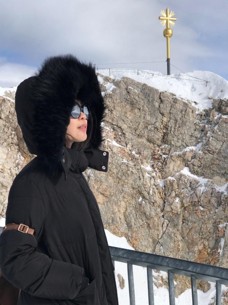 德國第一高峰|楚格峰Zugspitze|金色十字架|最高點.jpg
