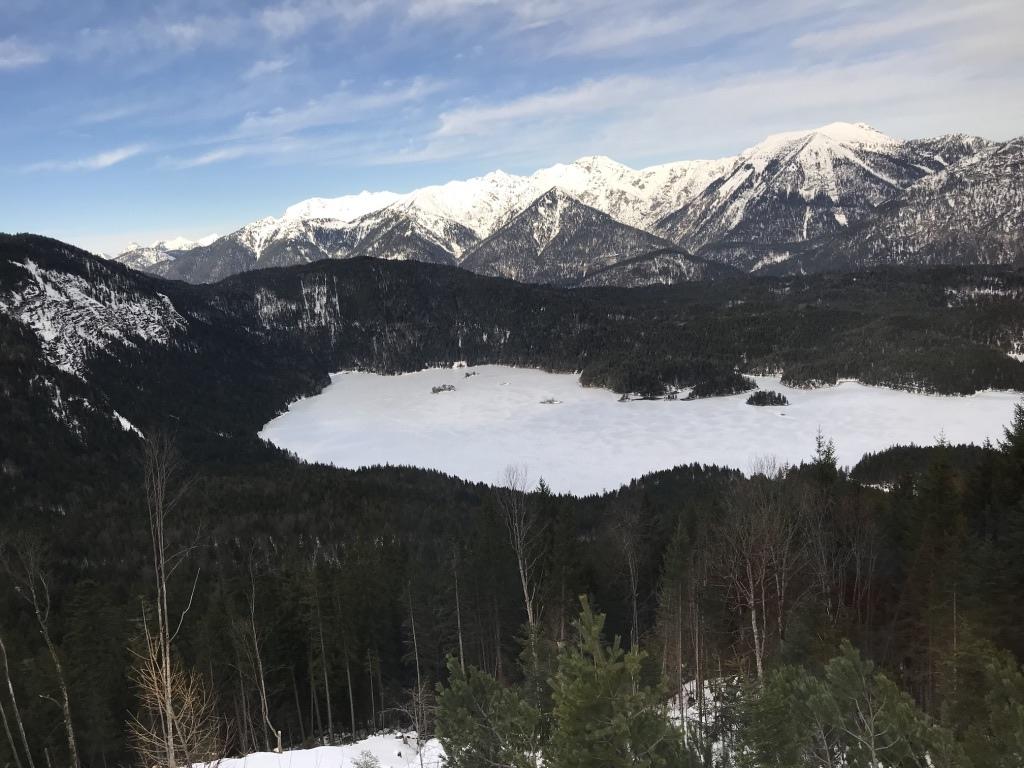 德國最高峰|楚格峰Zugspitze|齒軌列車|艾比湖.jpg