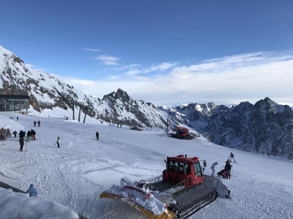 德國第一高峰|楚格峰Zugspitze|冰川平台風景.jpg