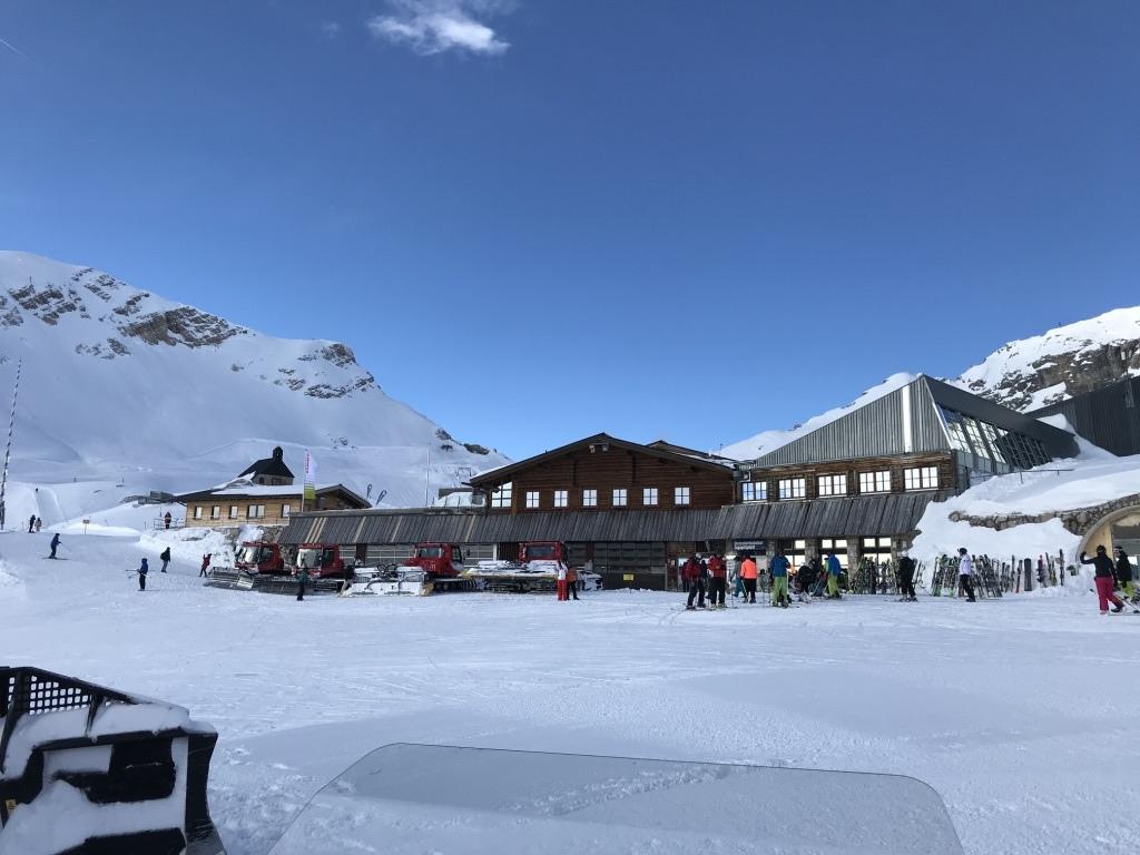 德國第一高峰|楚格峰Zugspitze|冰川平台.jpg