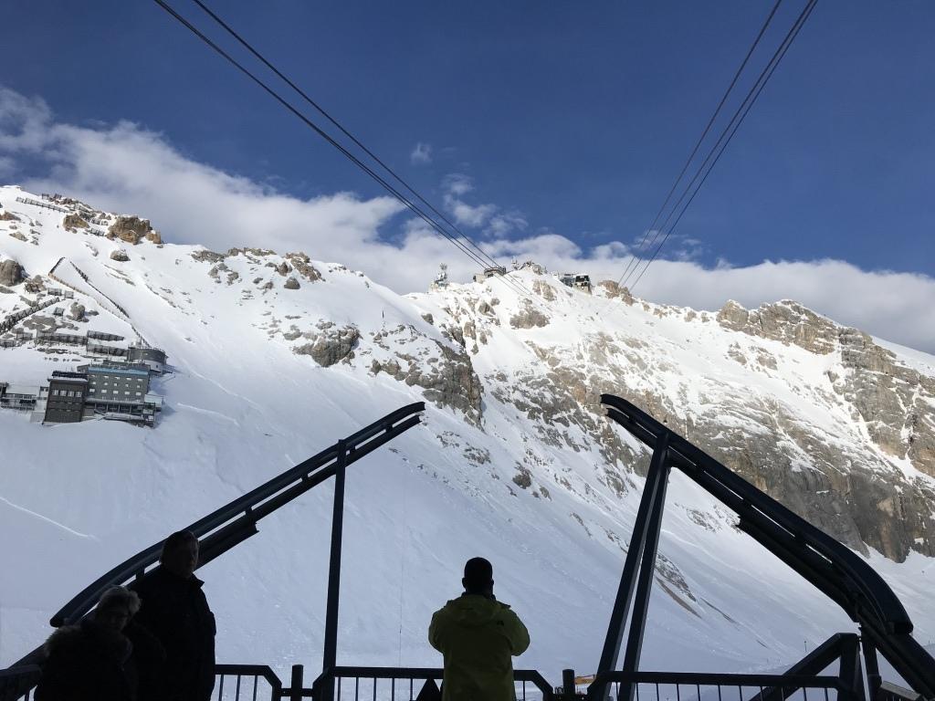 德國第一高峰|楚格峰Zugspitze|冰川平台|纜車.jpg