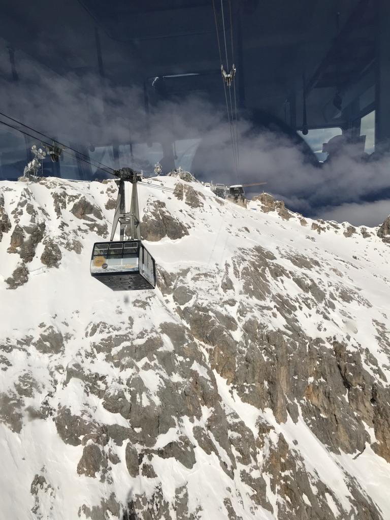德國最高峰|楚格峰Zugspitze|登頂大纜車.jpg