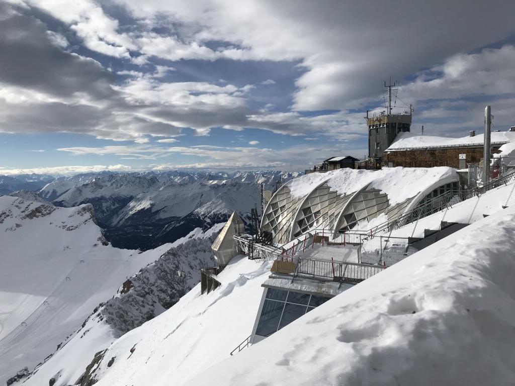 德國最高峰|楚格峰Zugspitze|峰頂教堂.jpg