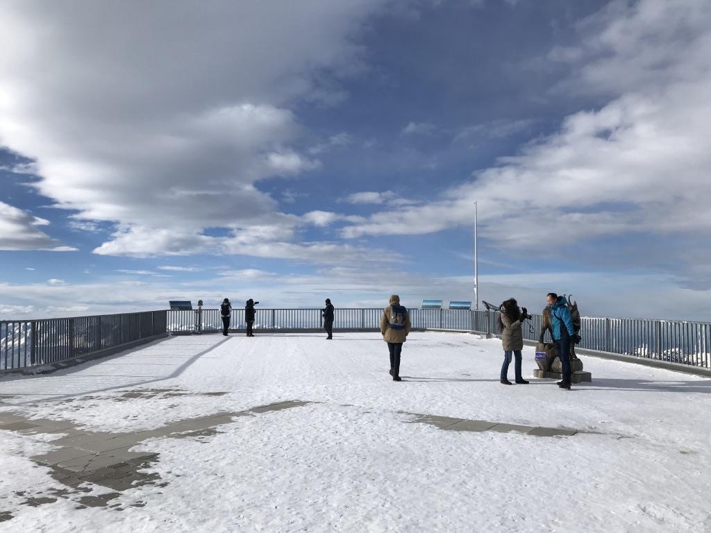 德國最高峰|楚格峰Zugspitze|登頂大平台.jpg