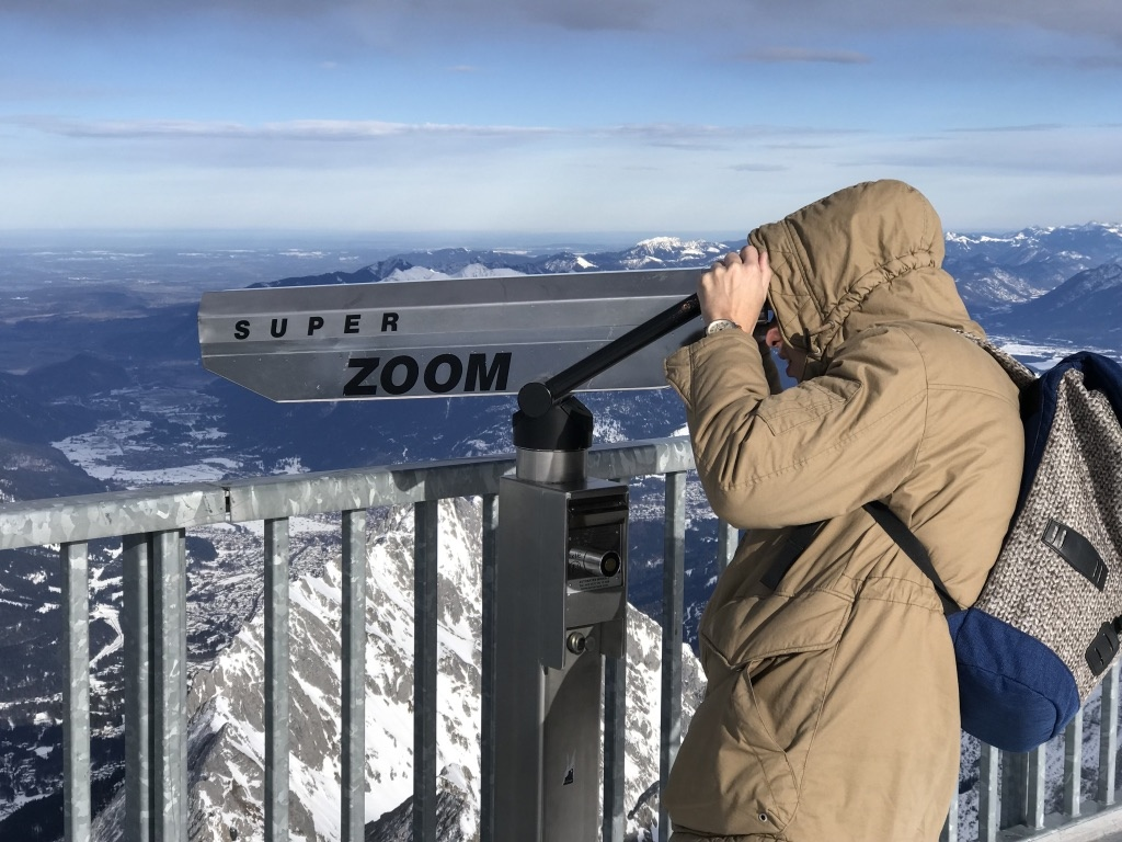 德國最高峰|楚格峰Zugspitze|德奧邊境.jpg