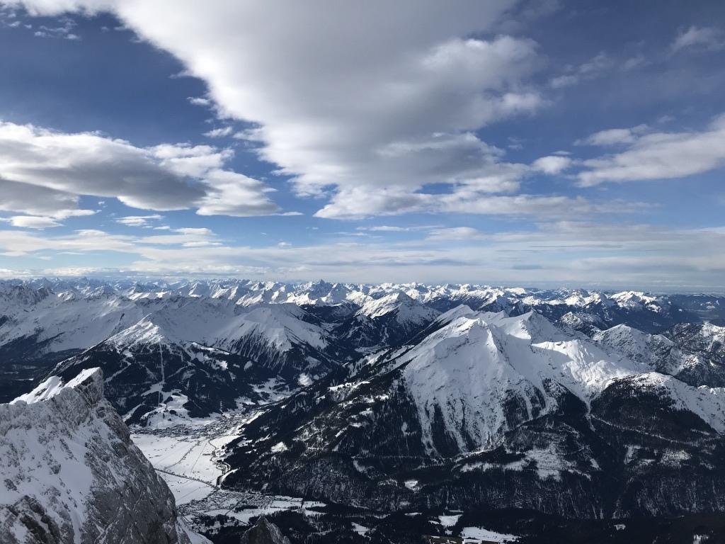 德國最高峰|楚格峰Zugspitze|360度環景平台|阿爾卑斯山群.jpg