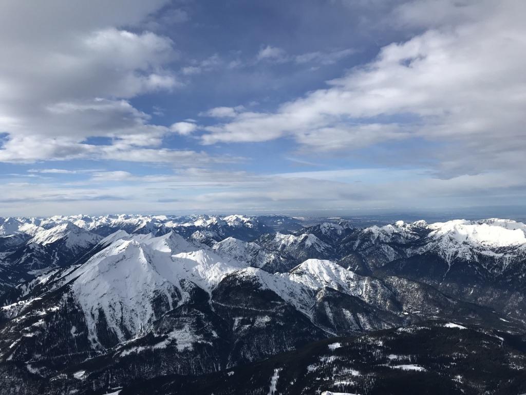 德國最高峰|楚格峰Zugspitze|阿爾卑斯山群.jpg