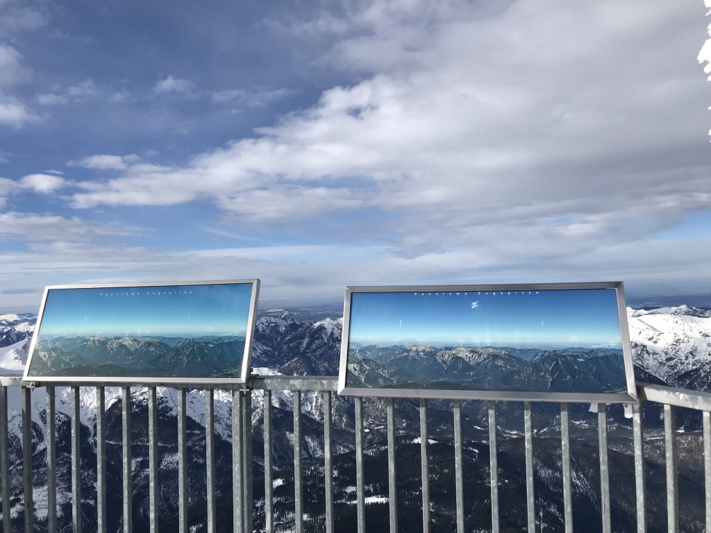 德國最高峰|楚格峰Zugspitze|360度環景平台.jpg