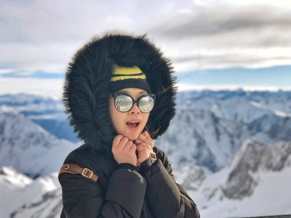 德國第一高峰|楚格峰Zugspitze德奧邊境.jpg