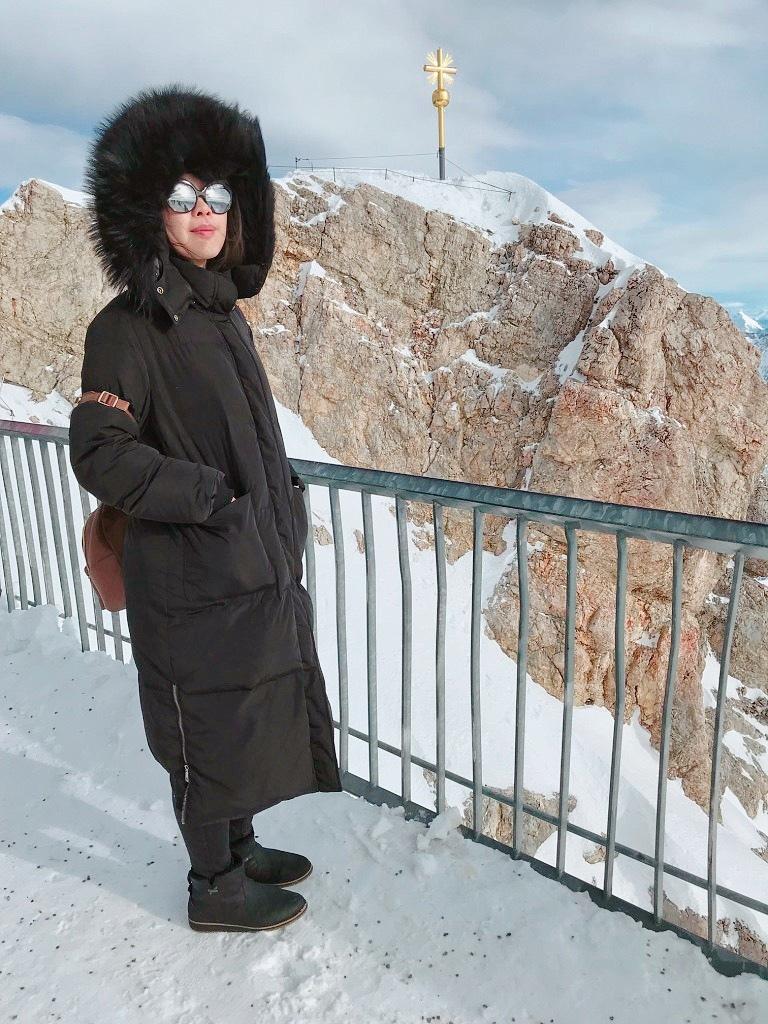 德國第一高峰|楚格峰Zugspitze|金色十字架|.jpg