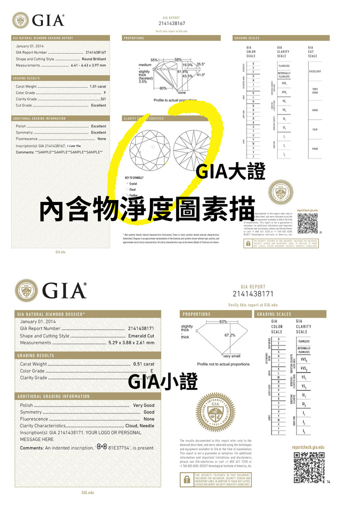 GIA大證 小證.jpg