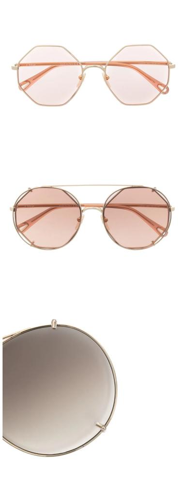 Chloé Eyewear Demi round tinted sunglasses.jpg