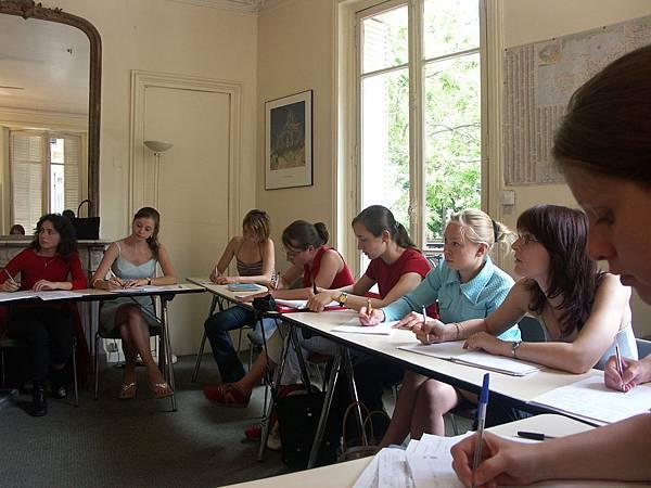 France Langue Class