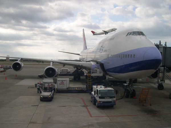 0809-1桃園國際機場,要上飛機囉~