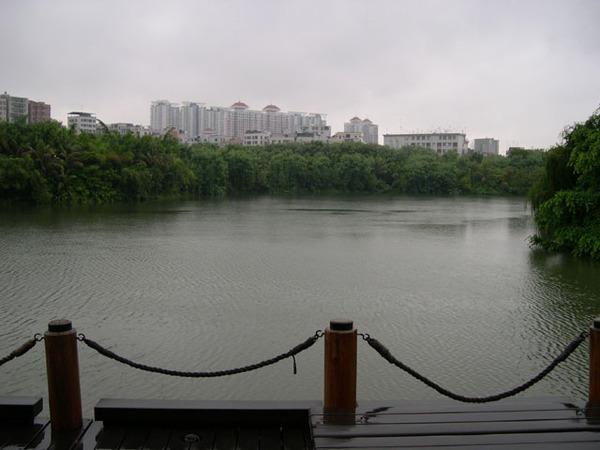 0811-1丹桂軒晨景