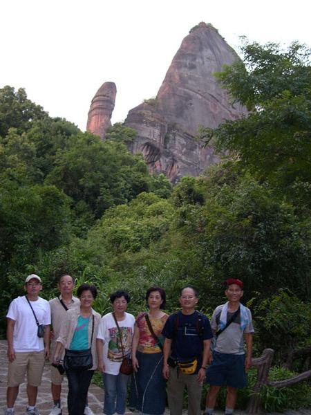 0811-14丹霞風景3