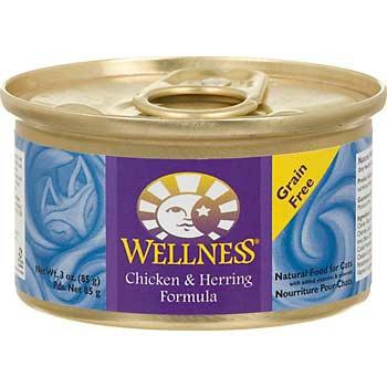 wellness 雞肉鯡魚