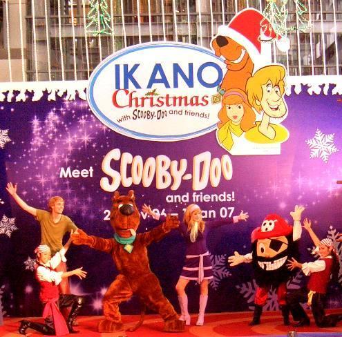 Scooby-doo來了! ! !