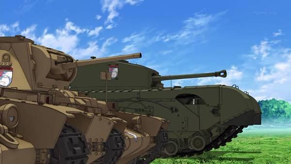 Girls und Panzer08