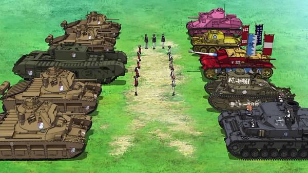 Girls und Panzer09