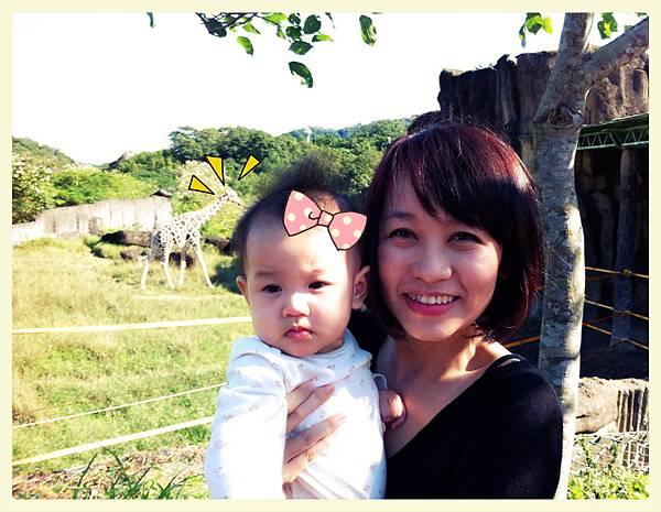 妍妍動物園初體驗1