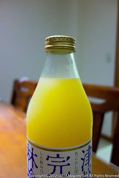 青森蘋果汁-5