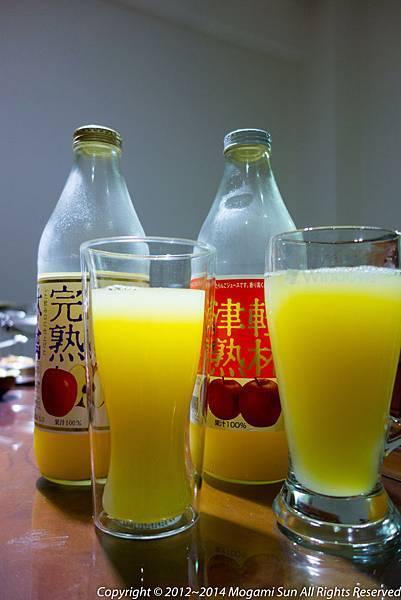 青森蘋果汁-11