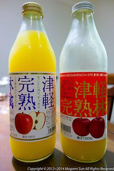 青森蘋果汁-1