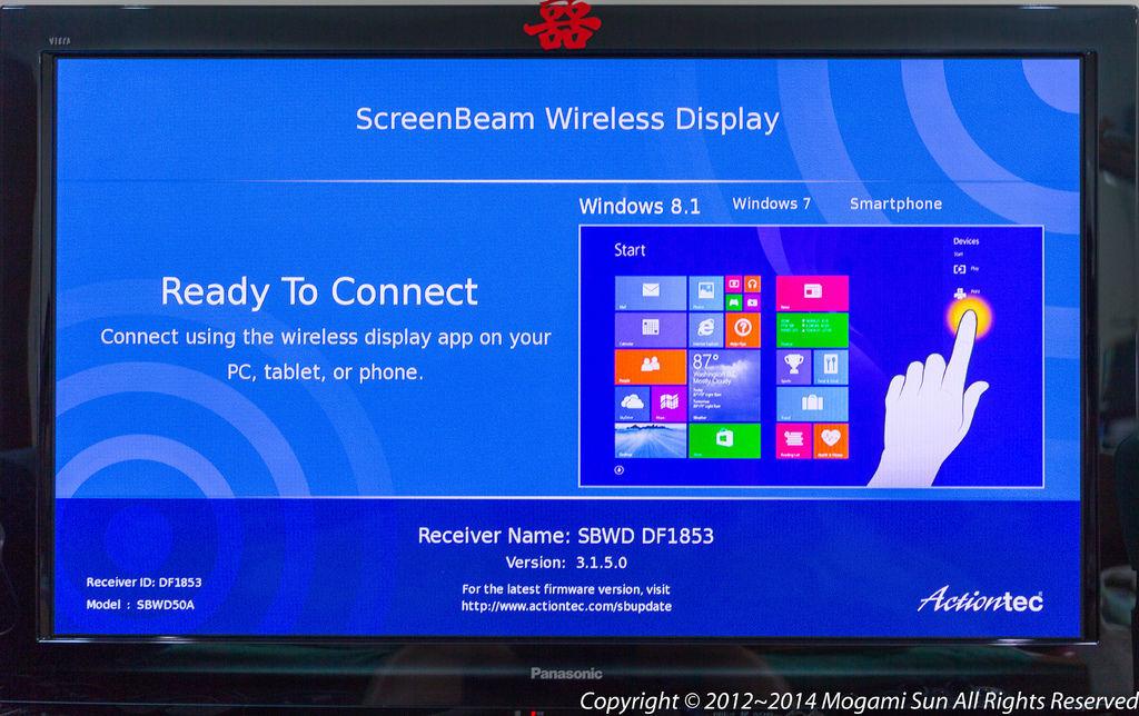 Actiontec ScreenBeam Mini-7