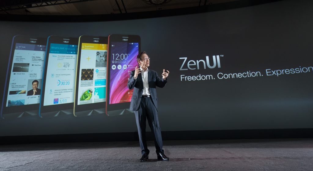 S1920x1080_ASUS Chairman Jonney Shih introduced all new ZenUI at CES 2015