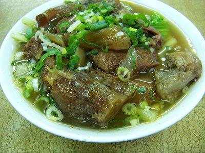 牛肉麵(半筋半肉)