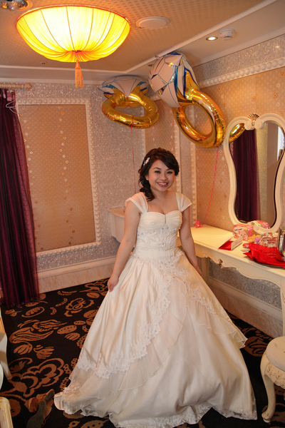 新娘休息室