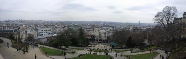 聖心堂@巴黎