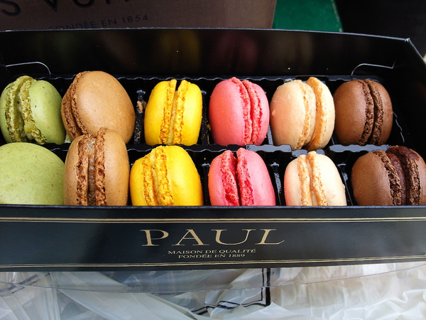 PAUL的馬卡龍Macaron