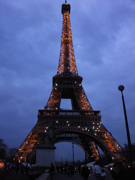 艾菲爾鐵塔Tour Eiffel @巴黎