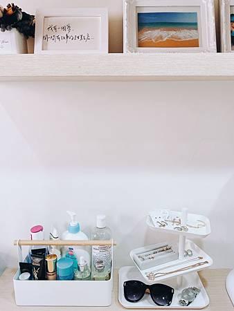 tosca手提收納籃L 山崎收納 YAMAZAKI 廚房收納 化裝品收納盒 化妝桌