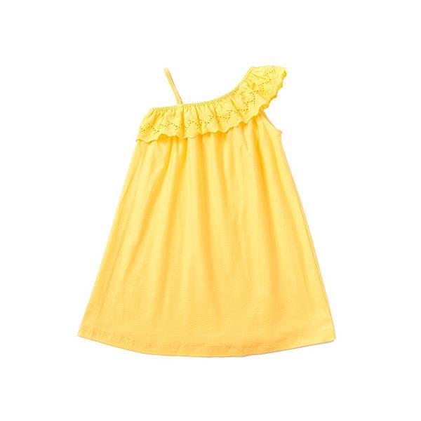 黃色斜肩洋裝.jpg