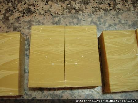 molly玩皂#19 母乳甜橙渲染皂