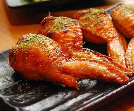 明太子雞翅