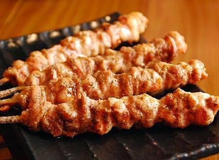 鹽烤雞頸肉