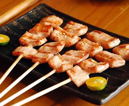 鹽烤松阪豬
