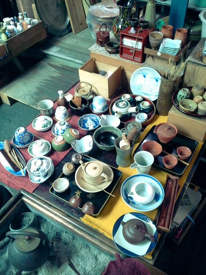 台南西門町跳蚤市場