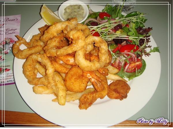 Seafood Basket (Warwick)