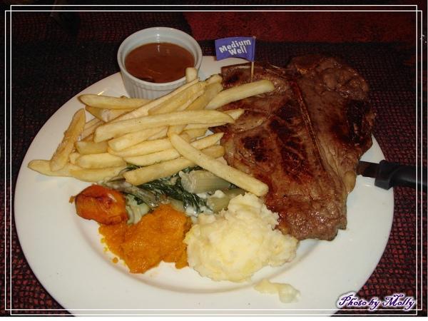 Ballandean Tavern (Ballandean)-丁骨牛排